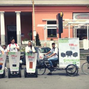 Street Marketing per creare un contatto diretto con i consumatori