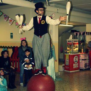 festa carnevale scuola