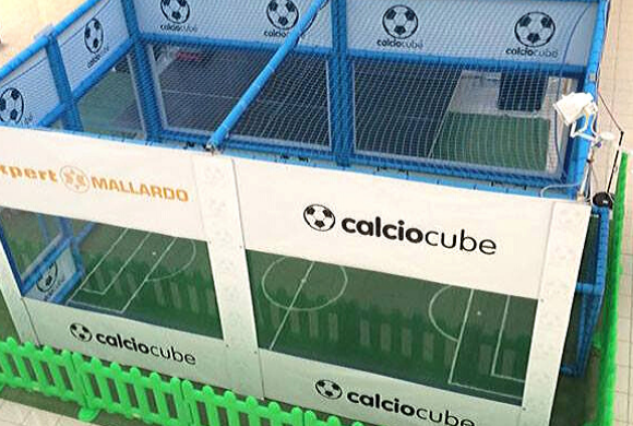 Calcio Cube Tour