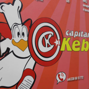 Inaugurazione Paninoteca Capitan Kebab