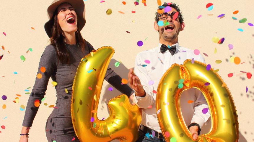 Compleanno 40 anni: idee e consigli per una festa straordinaria