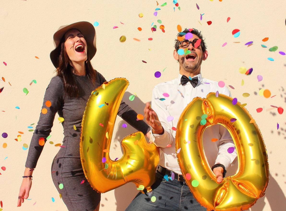 Festa Compleanno 40 Anni compleanno 40 anni: idee e consigli per una festa