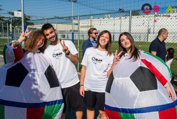 Inaugurazione Centro Sportivo Open Caserta