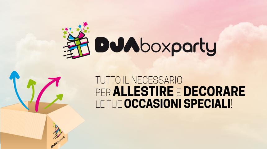 Kit Party Box