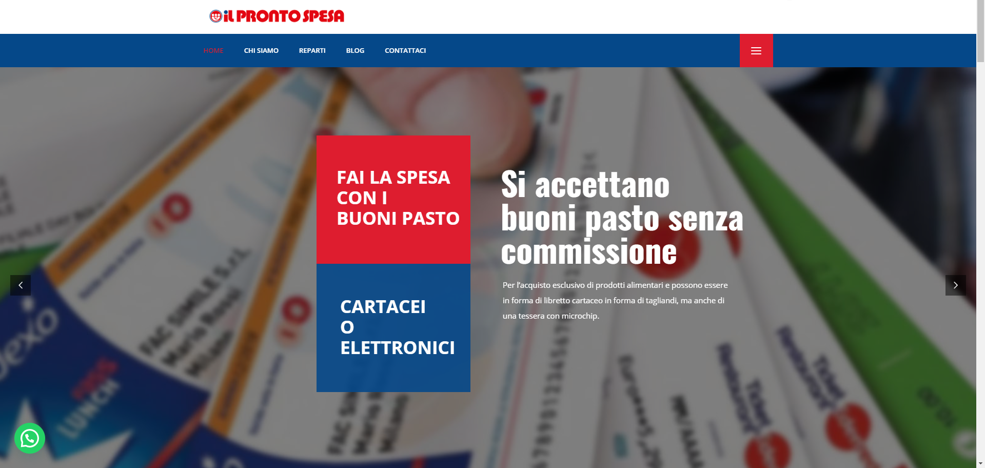 Home - Il Pronto Spesa - Google Chrome 16_04_2021 20_27_30